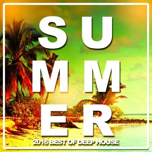 Summer 2016: Best of Deep House - EP de Various Artists