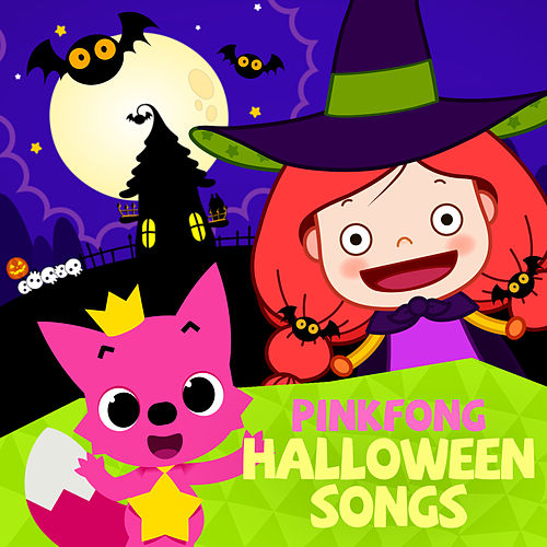 Halloween Songs by Pinkfong