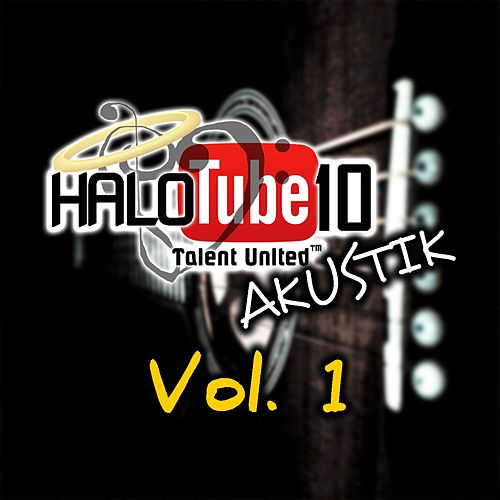 Halotube.10 Akustik, Vol.1 von Various Artists