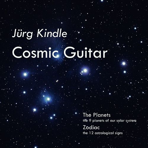 Cosmic Guitar by Jürg Kindle
