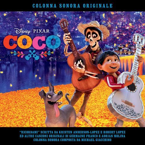 Coco (Colonna Sonora Originale) de Various Artists