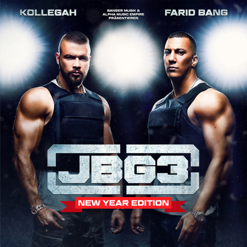 Jung Brutal Gutaussehend 3 (New Year Edition) by Kollegah & Farid Bang