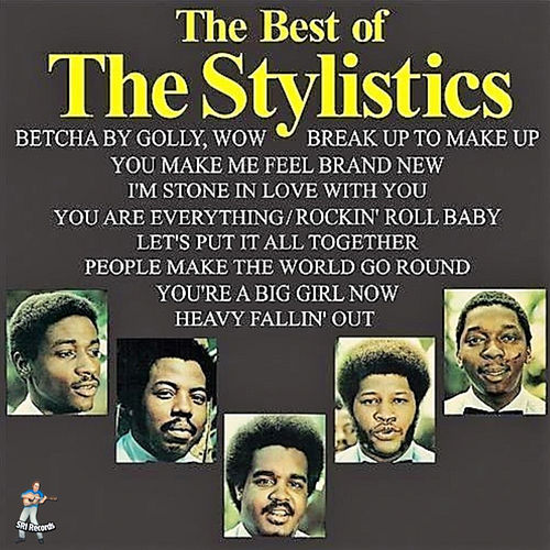 The Best Of The Stylistics de The Stylistics