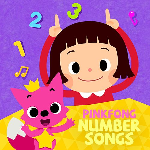 Number Songs by Pinkfong