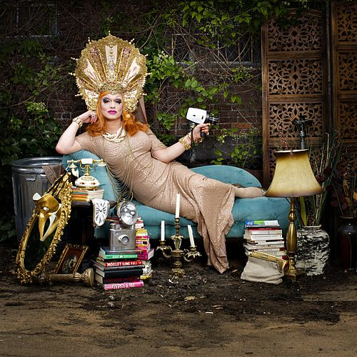 The Ginger Snapped by Jinkx Monsoon
