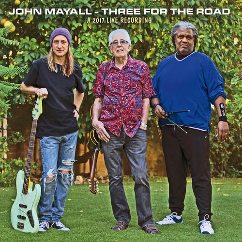 Three for the Road by John Mayall
