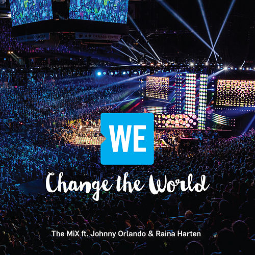 WE Change the World by Mix