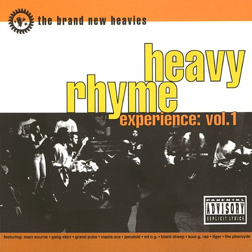 Heavy Rhyme Experience Vol. 1 van Brand New Heavies