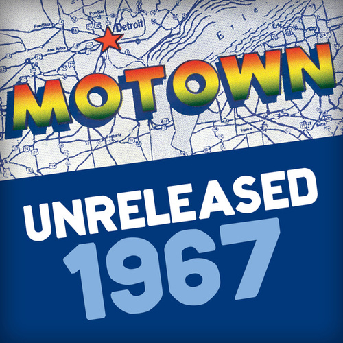 Motown Unreleased 1967 de Various Artists
