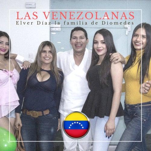 Las Venezolanas de Elver Díaz
