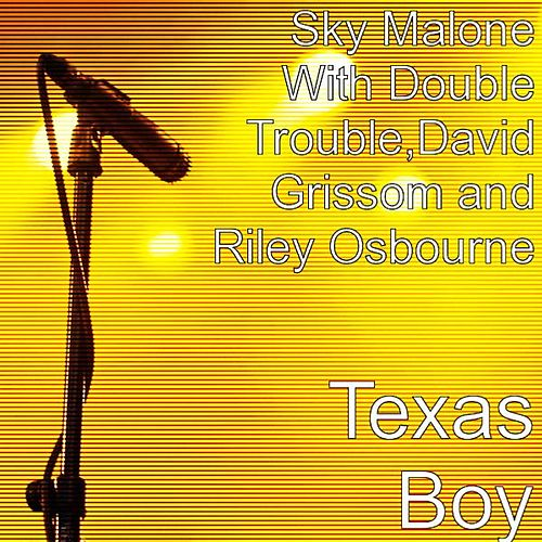 Texas Boy de David Grissom