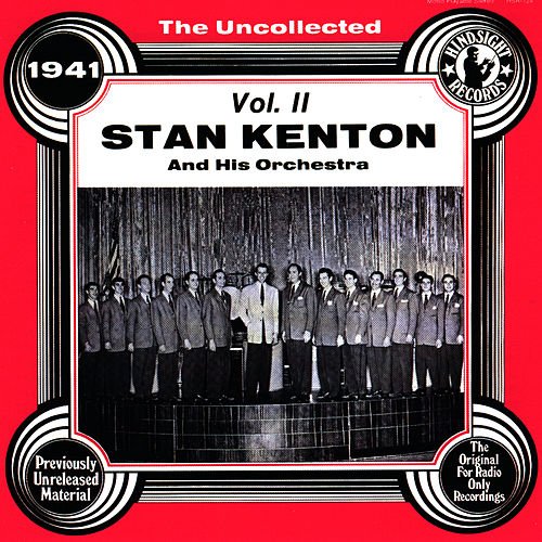Stan Kenton & His Orchestra Vol 2 (1941) de Stan Kenton