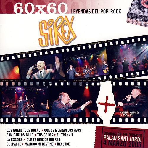 60x60 Leyendas Del Pop-Rock by Various Artists
