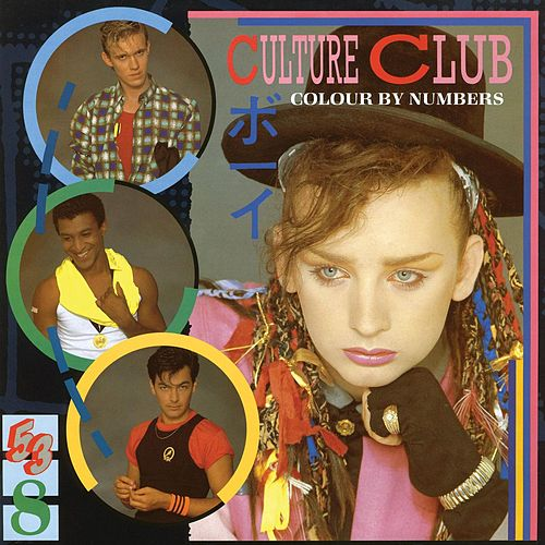 Colour By Numbers von Culture Club