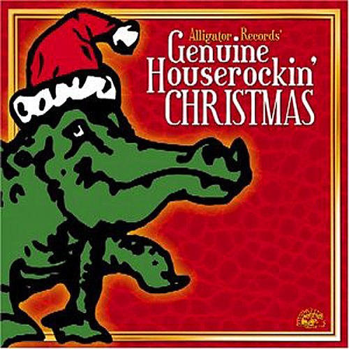 Genuine Houserockin' Christmas by Various Artists