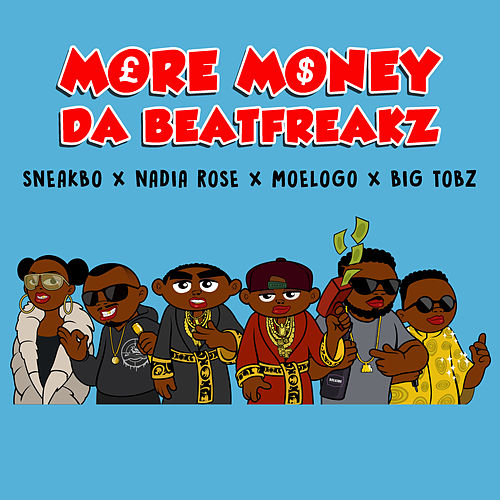 More Money von Thebeatfreakz