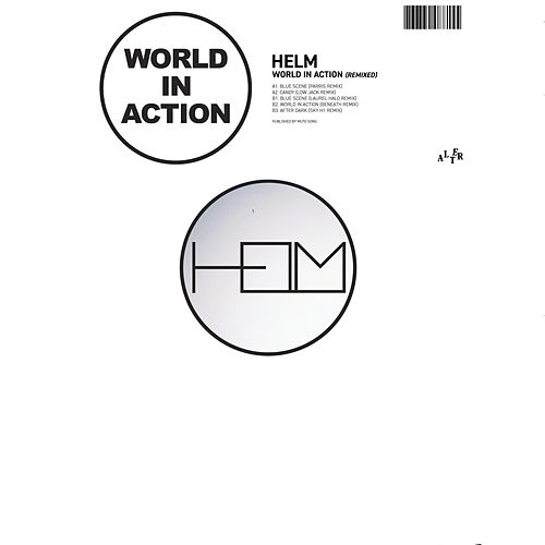 World In Action (Remixed) by Helm