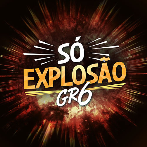 Só Explosão von Various Artists