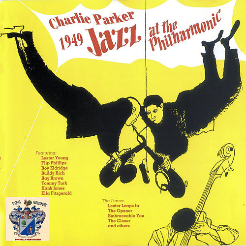 Jazz at the Philharmonic 1949 de Charlie Parker