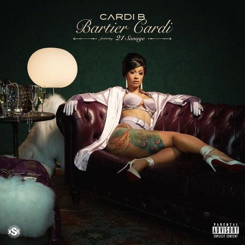 Bartier Cardi (feat. 21 Savage) de Cardi B
