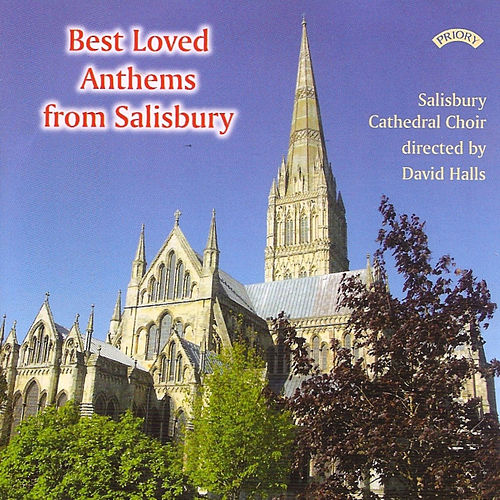Best Loved Anthems from Salisbury de The Choir of Salisbury Cathedral