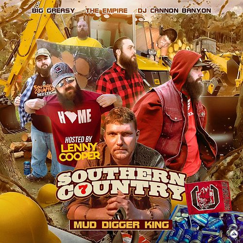 Southern Country, Vol. 7 Mud Digger King by Various Artists
