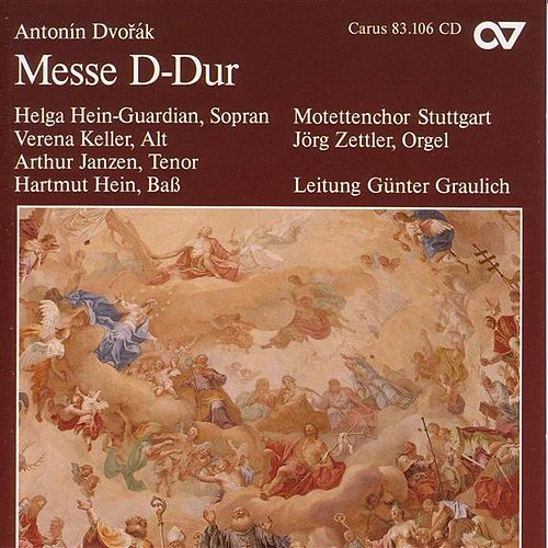 DVORAK: Mass in D major de Helga Hein-Guardian