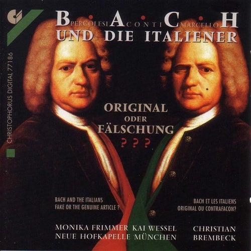 BACH, J.S.: Tilge, Hochster, meine Sunden / Keyboard Concerto, BWV 974 / Languet anima mea (Wessel, Frimmer, Munich Neue Hofkapelle, Brembeck) de Various Artists
