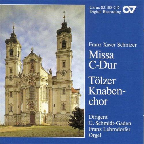 SCHNIZER: Missa in C major by Heinrich Weber