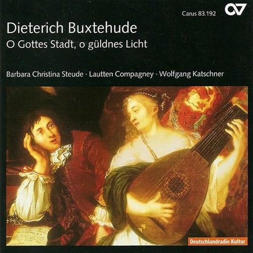BUXTEHUDE, D.: Vocal Music (Steude) de Wolfgang Katschner