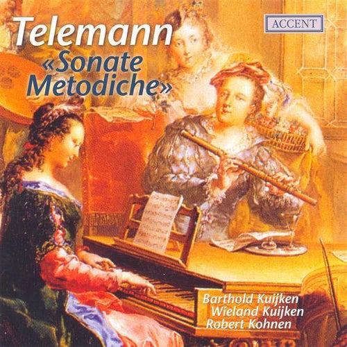 Telemann, G.: Sonate Metodiche by Wieland Kuijken