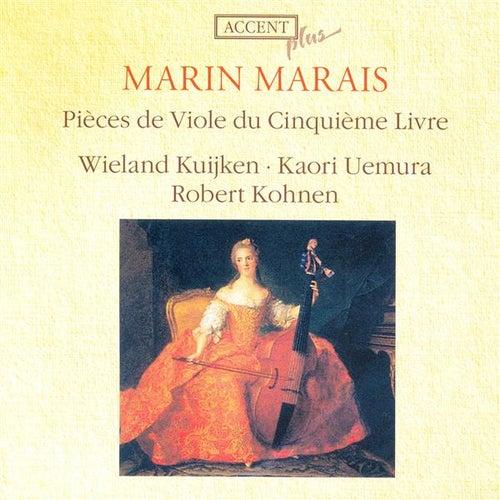 MARAIS, M.: Pieces de viole, Book 5 (Kuijken, Uemura, Kohnen) de Wieland Kuijken