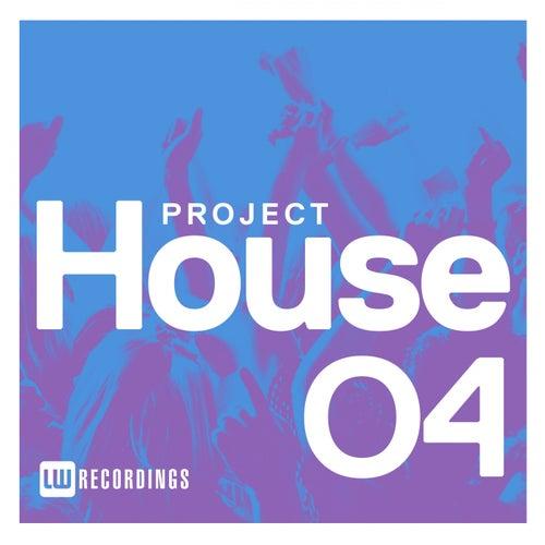 Project House, Vol. 4 - EP de Various Artists