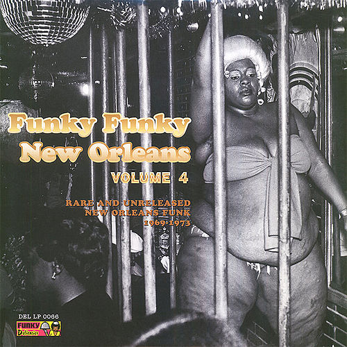 Funky Funky New Orleans, Vol. 4 by Various Artists