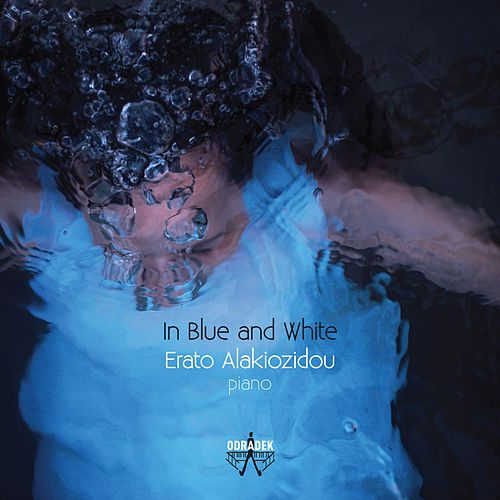 In Blue and White by Erato Alakiozidou