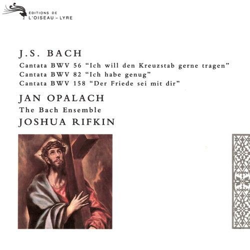 Bach, J.S.: Cantatas Nos. 56, 82 & 158 de Joshua Rifkin