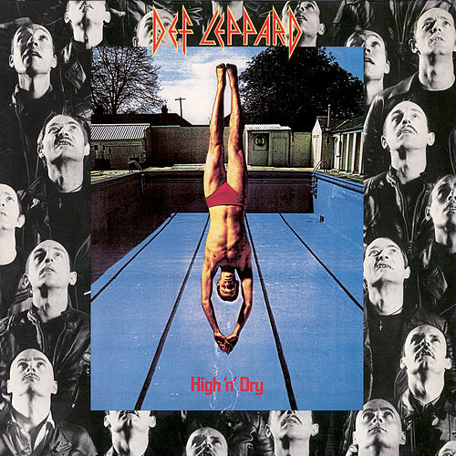 High 'N' Dry by Def Leppard