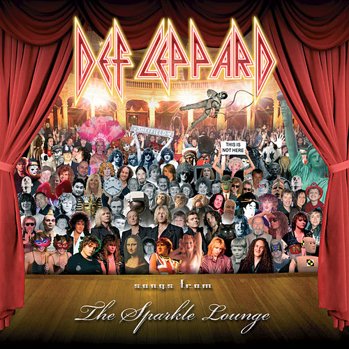 Songs From The Sparkle Lounge von Def Leppard