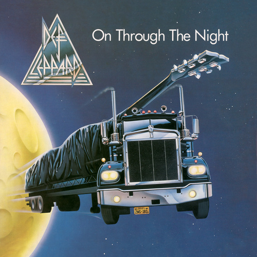 On Through The Night de Def Leppard