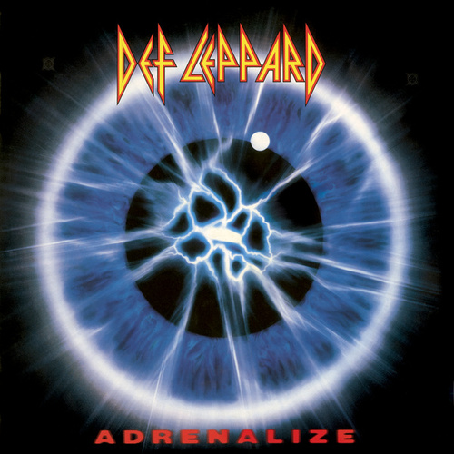 Adrenalize by Def Leppard