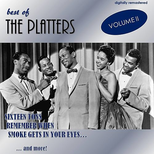 Best of the Platters, Vol. 2 (Digitally Remastered) de The Platters