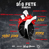 868 Fete Riddim by Various Artists