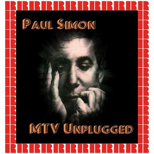 The Complete MTV Unplugged Show, Kaufman Astoria Studios, New York, March 4th, 1992 (Hd Remastered Edition) de Paul Simon