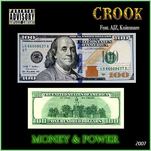 Money & Power (feat. AJZ) by Crook