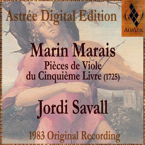 Marin Marais: Pièces De Viole Du Cinquième Livre de Jordi Savall