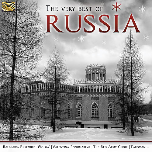 The Very Best of Russia de Various Artists