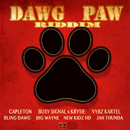 Dawg Paw Riddim by Various Artists