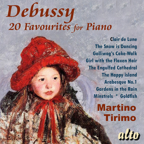 Debussy: 20 Favourites for Piano by Martino Tirimo