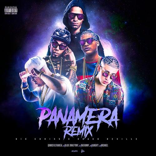 Panamera (Remix) de Bad Bunny