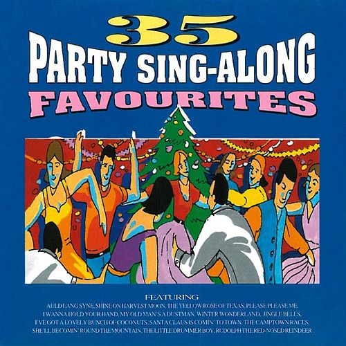 35 Party Sing-Along Favourites von Music Makers